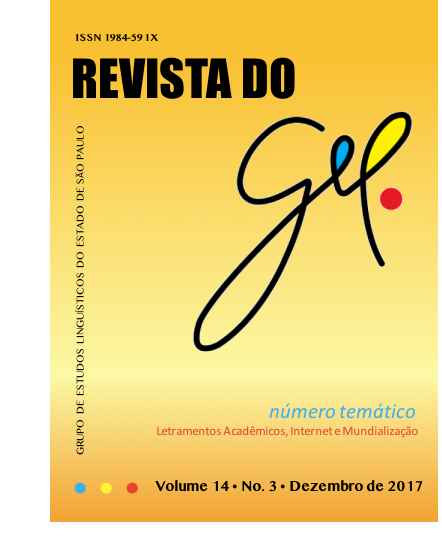 Revista do GEL